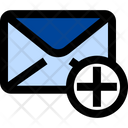 New Mail New Email Add Icon