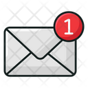 New Message Email Correspondence Icon