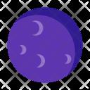 New Moon Icon