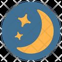 Night New Moon Moon Phase Icon