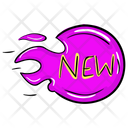 New Offer Shopping Offer New Label Icon