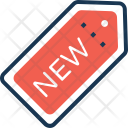 New Sticker Product Icon