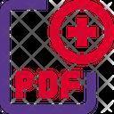 New Pdf File Pdf File Add Pdf File Icon
