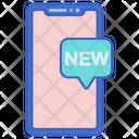 New Phone Phone Mobile Icon