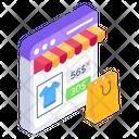 Web Shop Online Shop Ecommerce Icon
