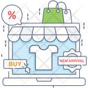 Special Offer Special Discount Shopping Sale Icon