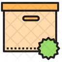New Product New Box New Parcel Icon