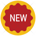 New Product Sticker Icon