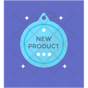 New Product Tag Icon