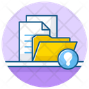 New Project Directory Business Data Icon