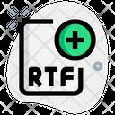 New Rtf File Icon