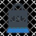 New Shopping Icon