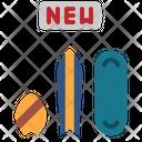 New Skateboard Icon