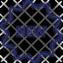 New Sticker New Product Sticker Icon