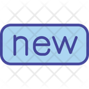 Brand New Tag Icon