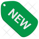 New Fashion Price Icon