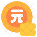 New Taiwan Dollar Taiwan Dollar Icon