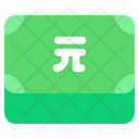 New Taiwan Dollar Money Pack Taiwan Icon