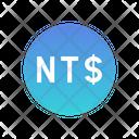 New Taiwan Dollar Icon