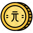 New Taiwandollar Cash Coin Icon