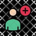 New User Profile Icon