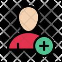 New Create Profile Icon