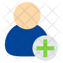 User Account New Icon