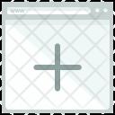 New Webpage Window Icon