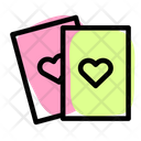 New Year Card Icon