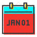 New year day Icon