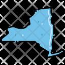 New York City States Icon