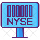 New Your Stock Exchange Icon