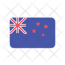 New Zealand Flag Country Icon