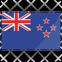 New Zeland International Nation Icon