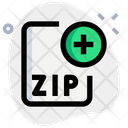 New Zip File Icon