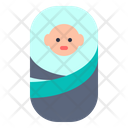 Birth Baby Initiation Icon