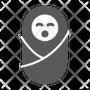Newborn Baby Infant Icon