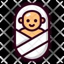 Newborn Baby Child Icon