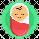 Baby Infant Newborn Icon