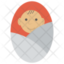 Newborn Baby Infant Icon