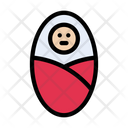 Baby Newborn Child Icon