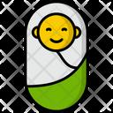 Newborn Baby Icon