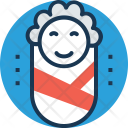 Birth Infant Milestones Icon