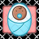 Newborn Boy Smile Icon