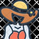 Newfangled Dressy Modish Icon