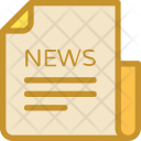 News Paper Blog Icon