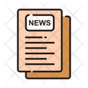 News News Paper Paper Icon