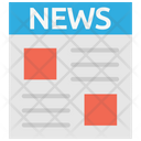 News Articles Business News Icon