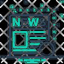 Recent Fresh Neoteric Icon