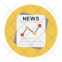 News Report Analytic Icon